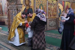 28.02.2021 | Литургия в Иверском монастыре