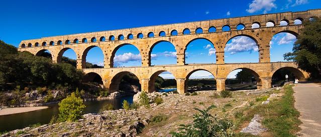 Pont du Gard (explore 28-Feb-2021)