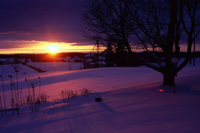 Sunrise February 3