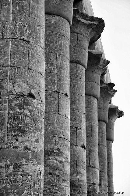 Egypte : le Temple d'Amon
