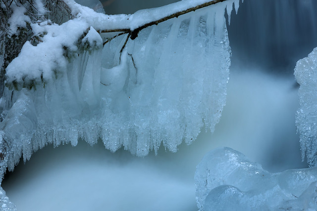 Wasserfall Zweribach Schwarzwald