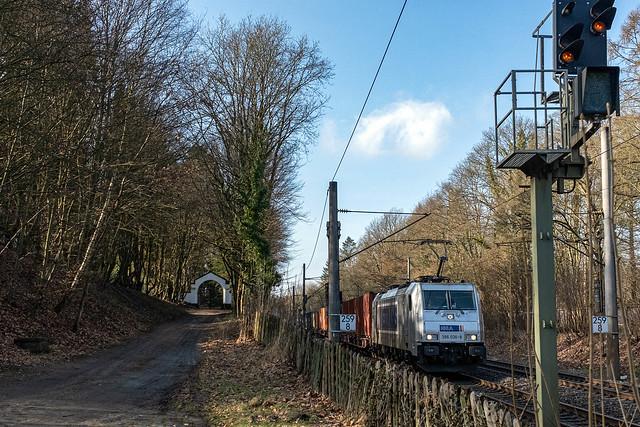 Friedrichsruh Metrans 386 036-8 CT