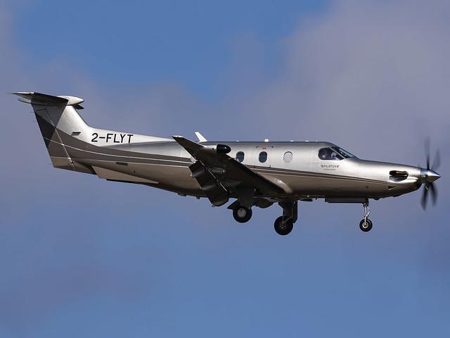 Anatino Aviation Limited   Pilatus PC-12/47   2-FLYT