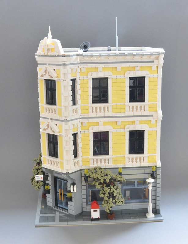 LEGO Modular Post Office