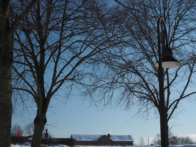 Winter-Idylle in Vechta