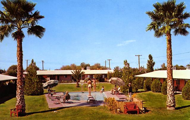 Hitching Post Motel & Apartments Scottsdale AZ
