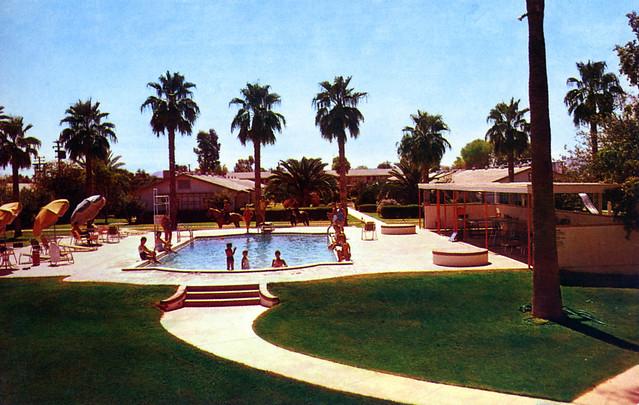 Arizona Ambassador Apartment Motel Phoenix AZ