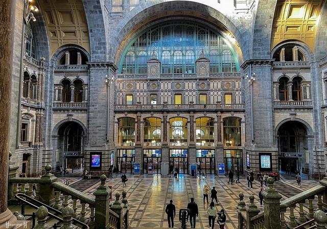 9464 - Antwerpen Station