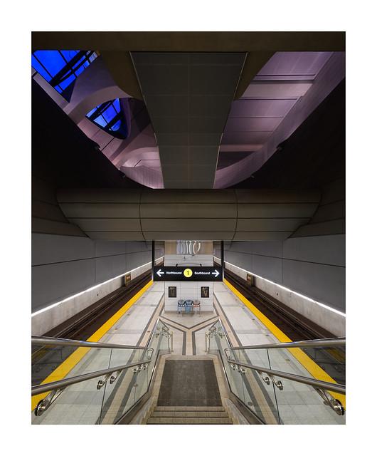 Highway 407 Subway Station IV