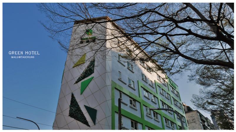 葉綠宿greenhotel-5