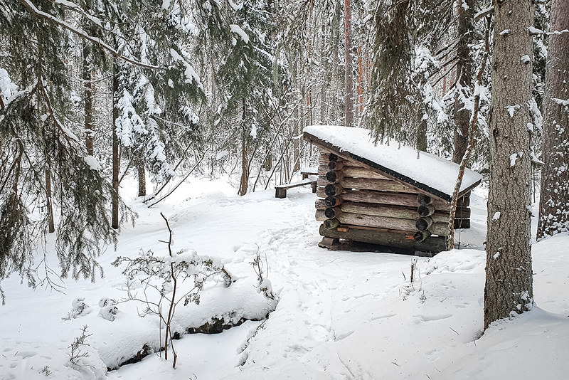Kahden järven kierros, Etelä-Suomen talviretkeilyreitit