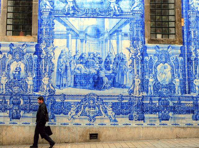 Walking in Lisboa