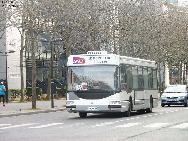 RVI Agora S €2 Ex-TAE