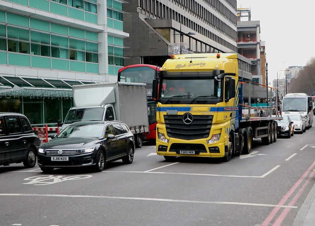 Middlebrook Transport Ltd - FG65HKK
