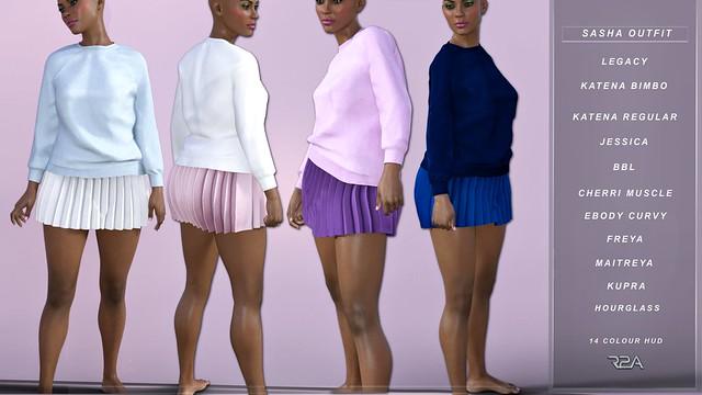 SASHA outfit