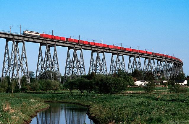 DE - Osterrönfeld - Rendsburger Hochbrücke
