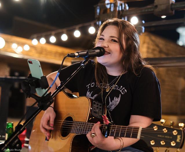Alexis McLaughlin @ Scores in Belton