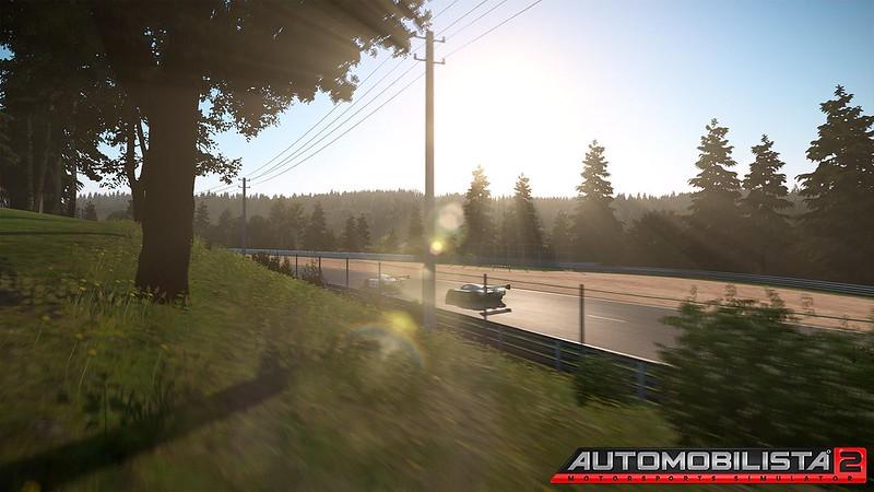 Automobilista 2  Group C at  Spa Francorchamps