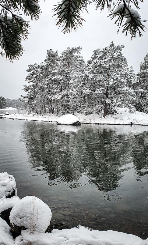 Linlo, Etelä-Suomen talviretkeilyreitit