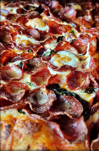 Morning Pepperoni!