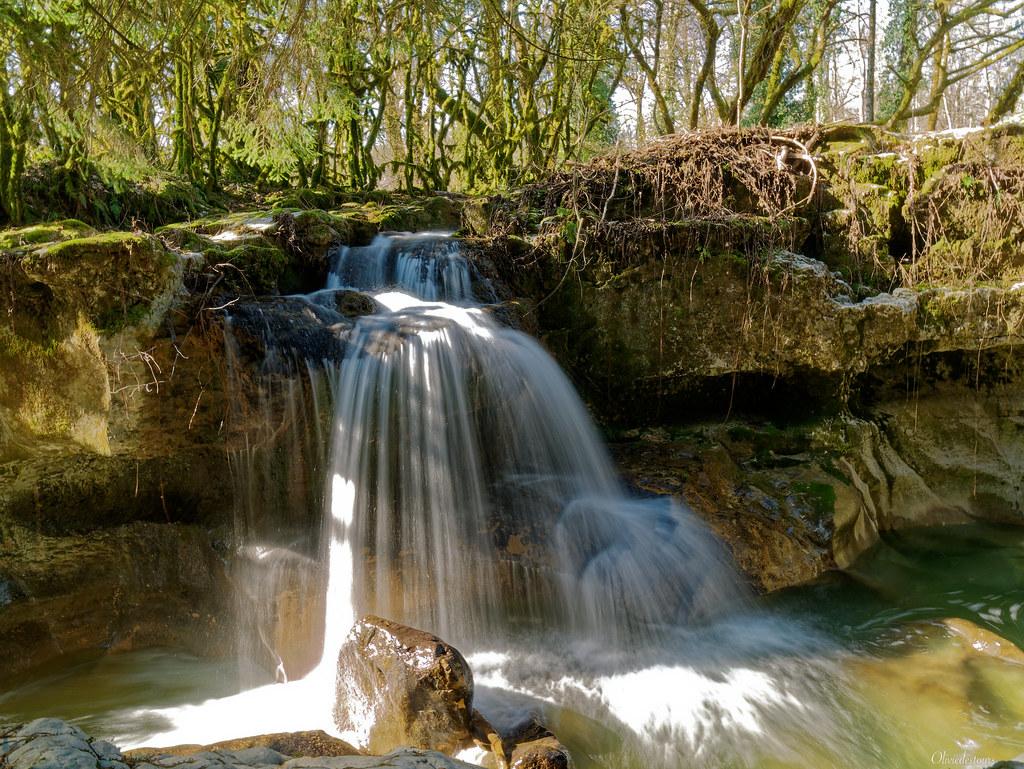 Le Séran et la cascade de Cerveyrieu 50989326858_8926584fea_b