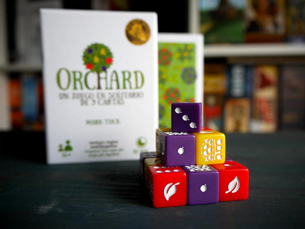 ORCHARD DADOS