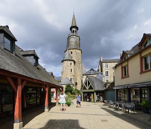 Dinan, Bretagne, France, 634