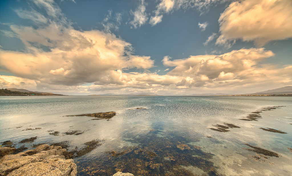 Broadford Bay, Skye, Scotland.