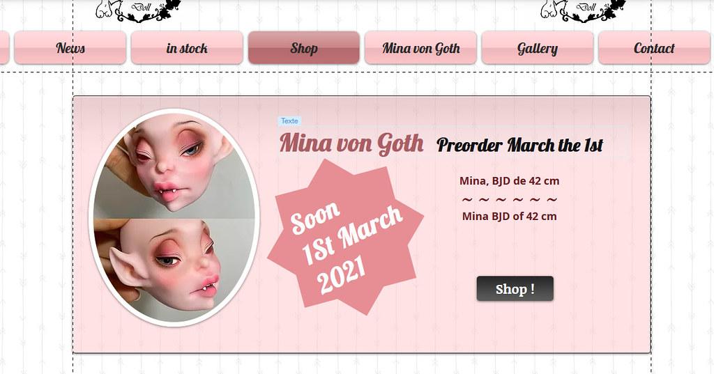 MISTER MINOU - Preorder vampire 01/03/21 p1 50989350942_1e0b6d4484_b