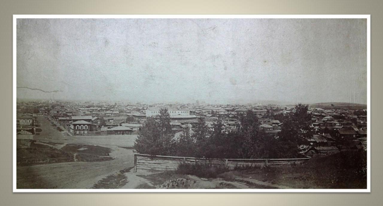 02. Вид города с Иерусалимской горы.
