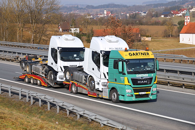 MAN TGX 18.500  Gartner Intertrans Hungaria