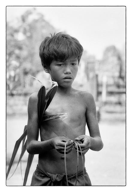 Petit prince Khmer