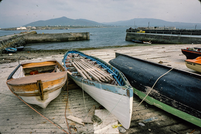 Boats - Dingle 1977