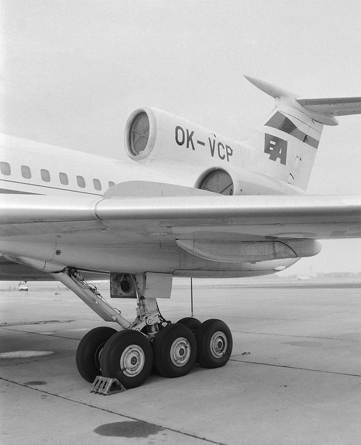 Tupolev Tu-154 OK-VCP