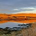 Sunset at The Birnie Bridge