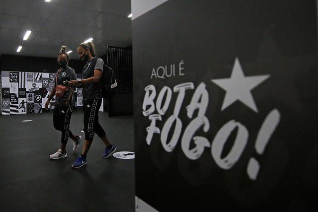 Botafogo x Pérolas Negras - 28/02/2021