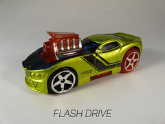 Hot Wheels 2007 -  Rumblers №L3291 → FLASH DRIVE China
