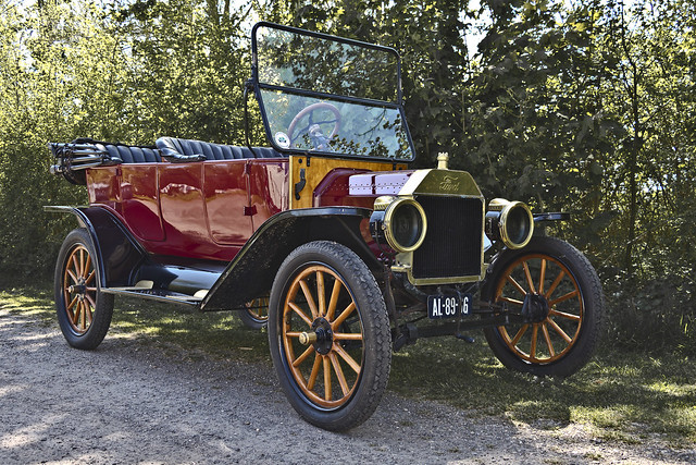 Ford Model T Open Touring 1914 (7522)
