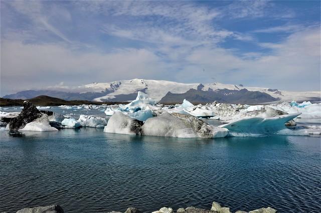 agua y hielo-JÖKULSÁRLÓN-Islandia