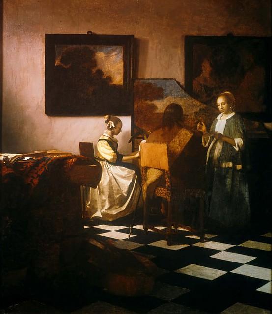 Концерт, 1665-66