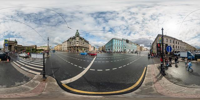 Nevsky Ave
