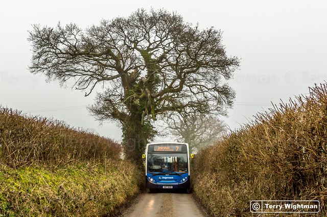 Stagecoach South 36027 407DCD