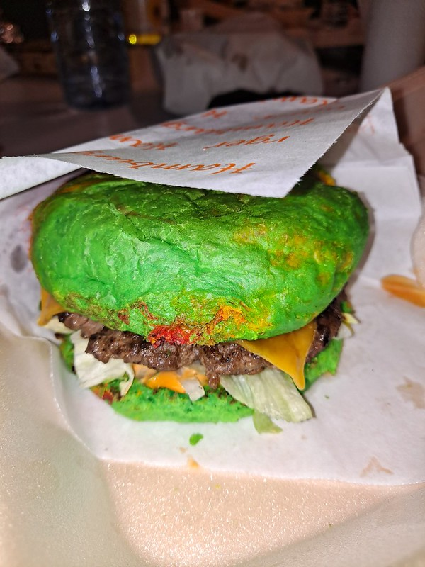 The First Color Burgers