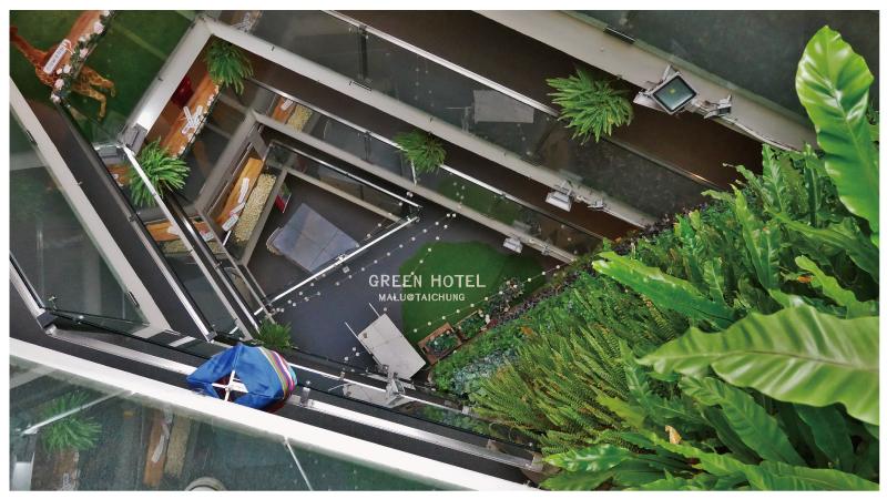 葉綠宿greenhotel-22