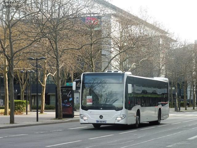 Mercedes Citaro C2 (MM Voyages)