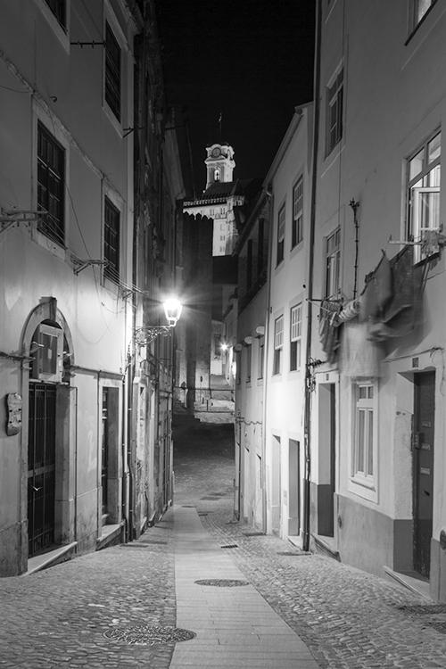 Fotografia em Palavras: Rua deserta
