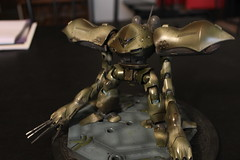 Mobile Suit Gundam: Hy Gogg.  Model Kit