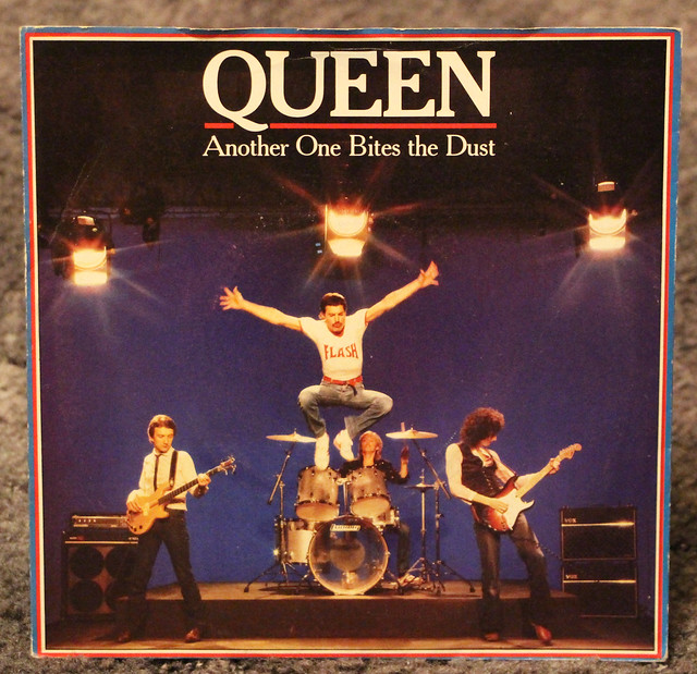 Queen - Another One Bites The Dust - RetroVinyl Record