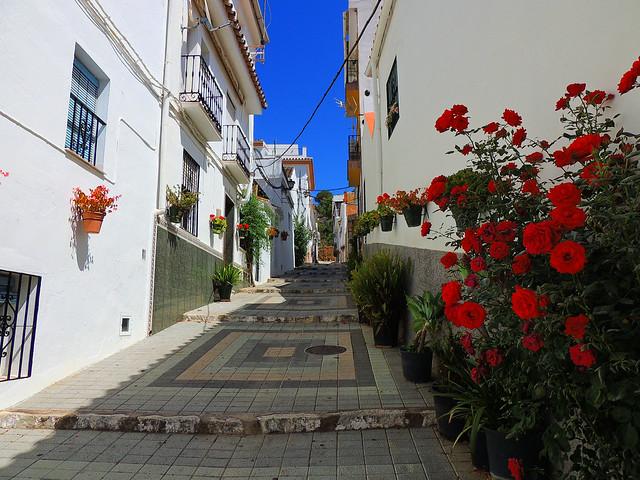 <Calle Peligro> Monda (Málaga)