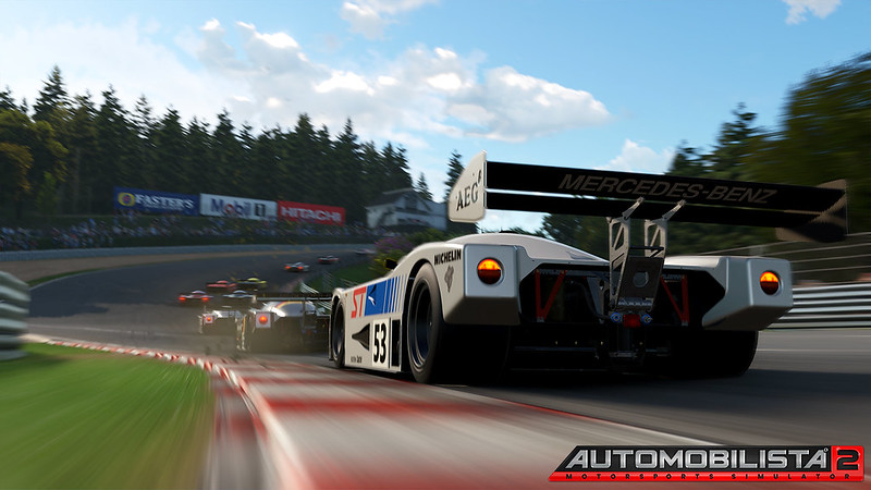 Group C at Spa Francorchamps